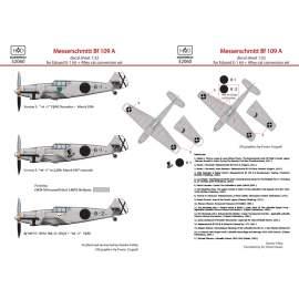 32060 Messerschmitt Bf 109 A  ( 6.1; 6.2) decal sheet 1:32
