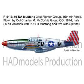 72101/2018 P-51 B Mustang reprint decal sheet 1:72