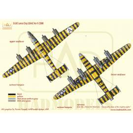 72157 B-24D  Lemon Drop USAAC  decal shet 1:72