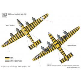 "32070 B-24D ""Lemon Drop"" Assembly ship decal sheet 1:32"