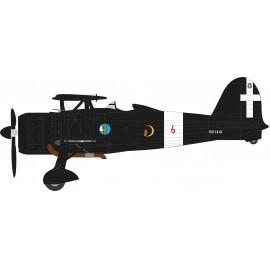32073 CR-42 Olasz Éjszakai-Vadászok ICM kithez 1:32