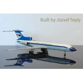 144040 Tu-154 B/B-2 MALÉV matrica 1:144