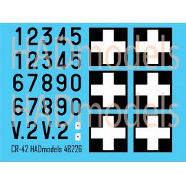48226 CR-42 Kereszetes part1 matrica1:48
