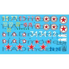 48206 Il-10 part 2 matrica 1:48