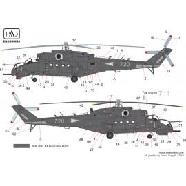 48198 Mi-24 V in NATO festés 1:48