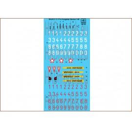 48193 Mi-24D / V / P matrica 1:48