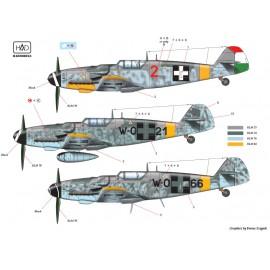 48175 Messerschmitt Bf 109 G-6 matrica 1:48