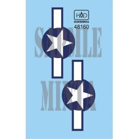 48160 B-24D Lemon Drop USAAC matrica 1:48