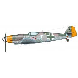 48086 Messerschmitt Bf 109 G-10 matrica 1:48